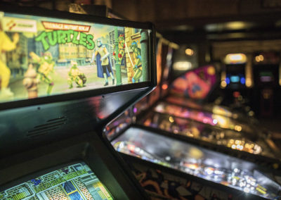 Barcade® Video Games and Pinball Games