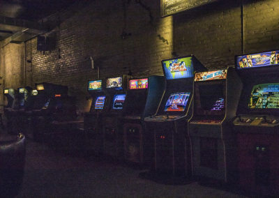 Barcade® Video Games - interior photo from Brooklyn location