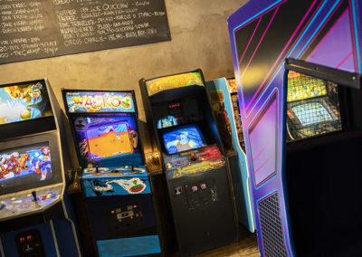 Barcade® Video Games - interior photo from New York location