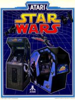 Star Wars — 1983 at Barcade® in Highland Park, Los Angeles, California | Game flyer graphic