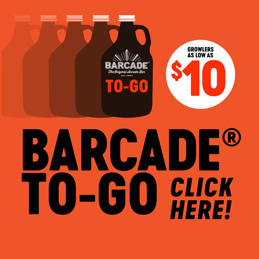 Barcade® To-Go Click Here